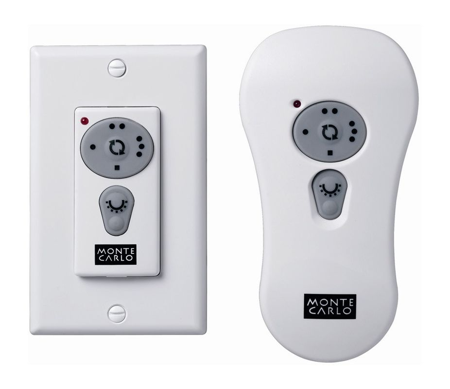Monte Carlo CT150 Reversible Wall / Hand-held Remote Control
