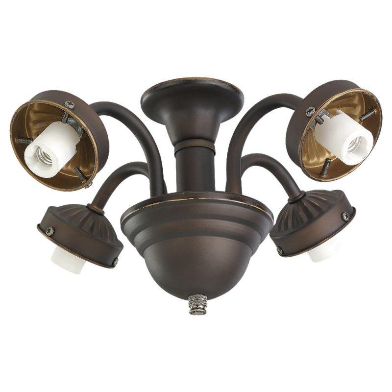 Monte Carlo MC183 4 Light Fitter Roman Bronze (EPACT Compliant)