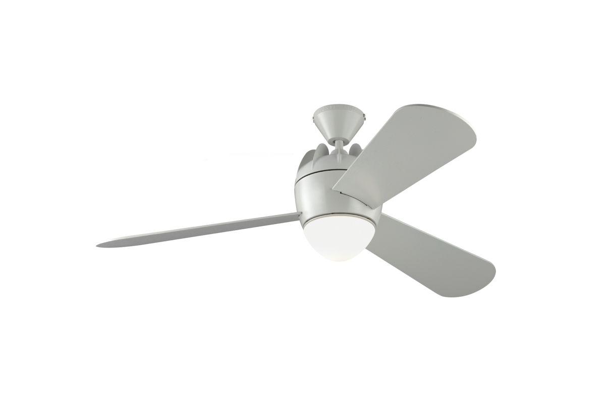 "Monte Carlo Baldwin Baldwin 3 Blade 50"" LED Indoor Ceiling Fan - Light"