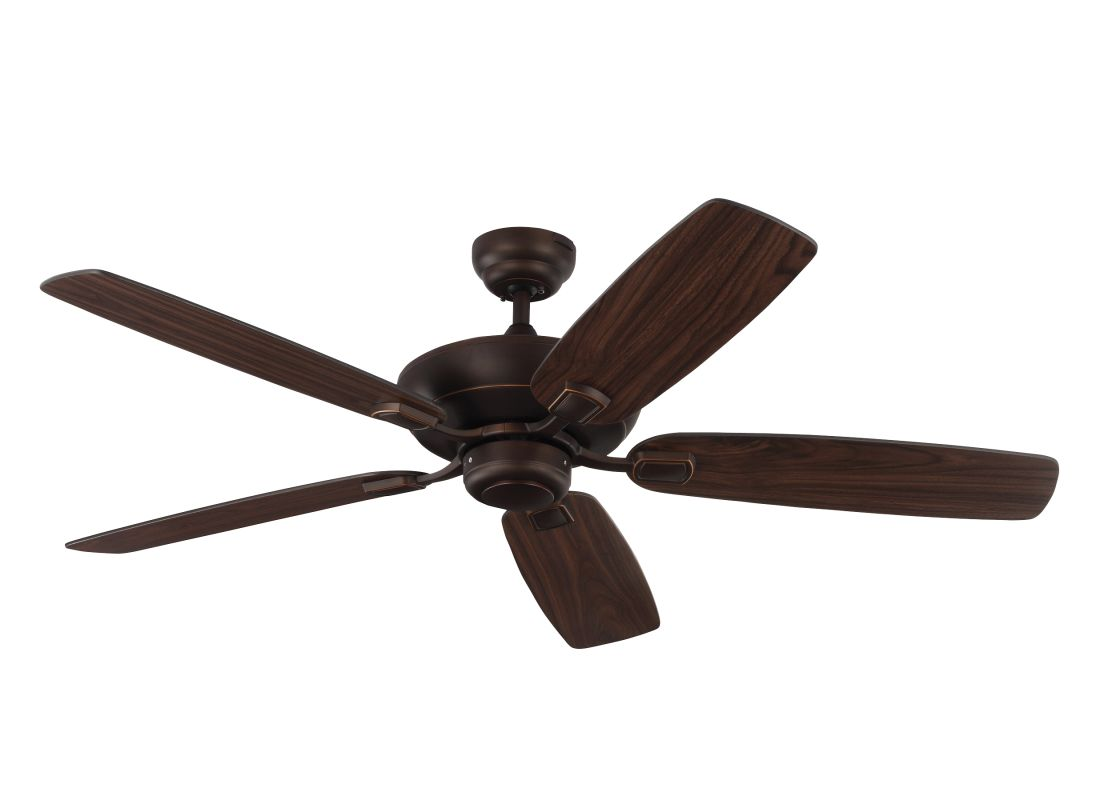 "Monte Carlo Colony Max 5 Blade 52"" Indoor Ceiling Fan - Blades"
