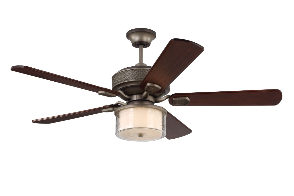 "Monte Carlo Hillsborough 5 Bladed 54"" Indoor Ceiling Fan - Blades"
