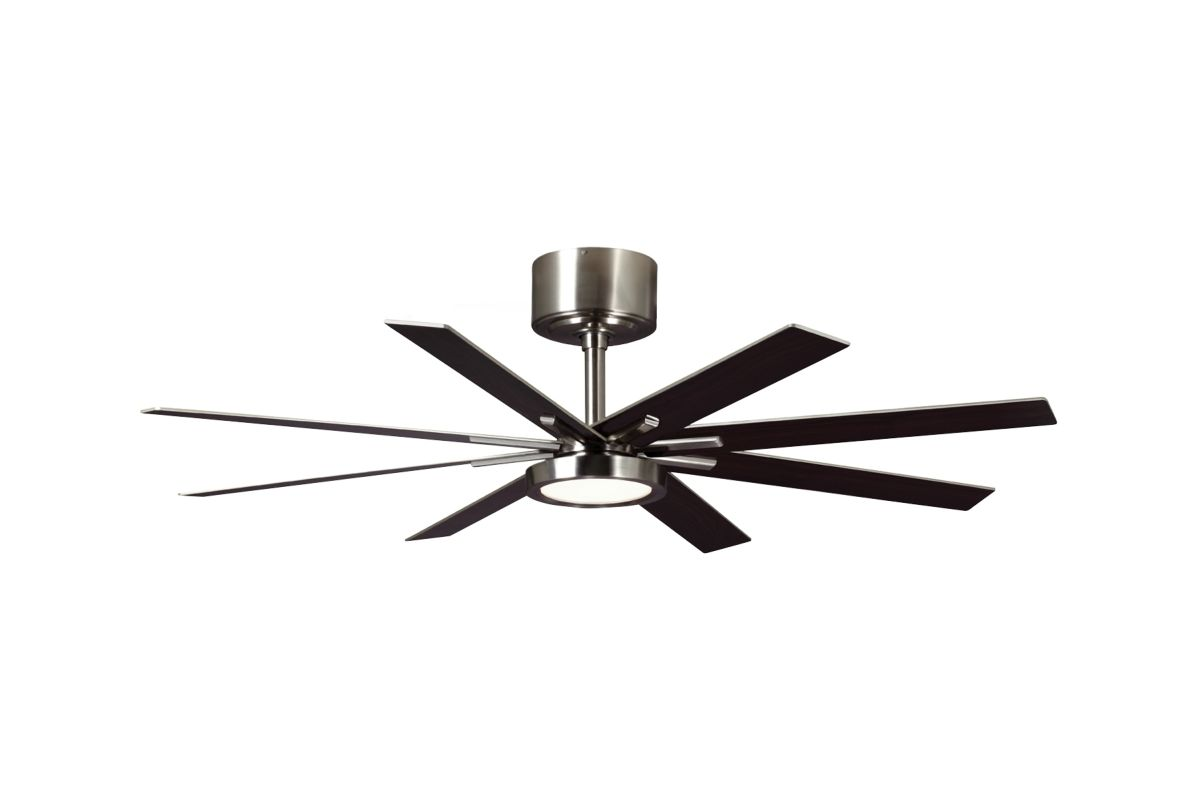 "Monte Carlo Empire Empire 8 Blade 60"" Indoor Ceiling Fan - LED Light"