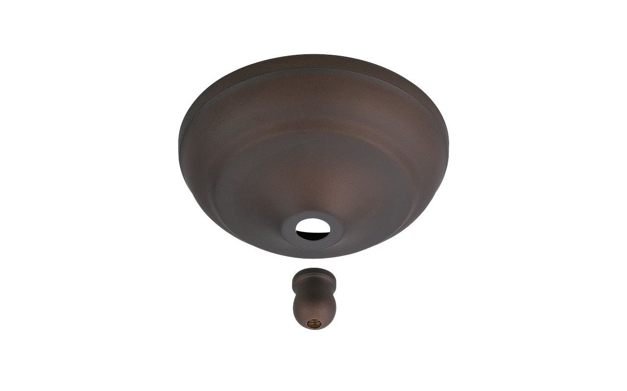 Monte Carlo MC97 Replacement Light Kit Finial Roman Bronze Ceiling Fan