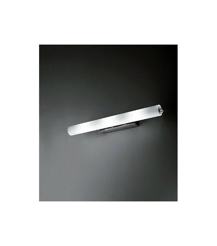 "Nemo Norma L65 Single Light 26"" Wide LED Bath Bar with Sandblasted"