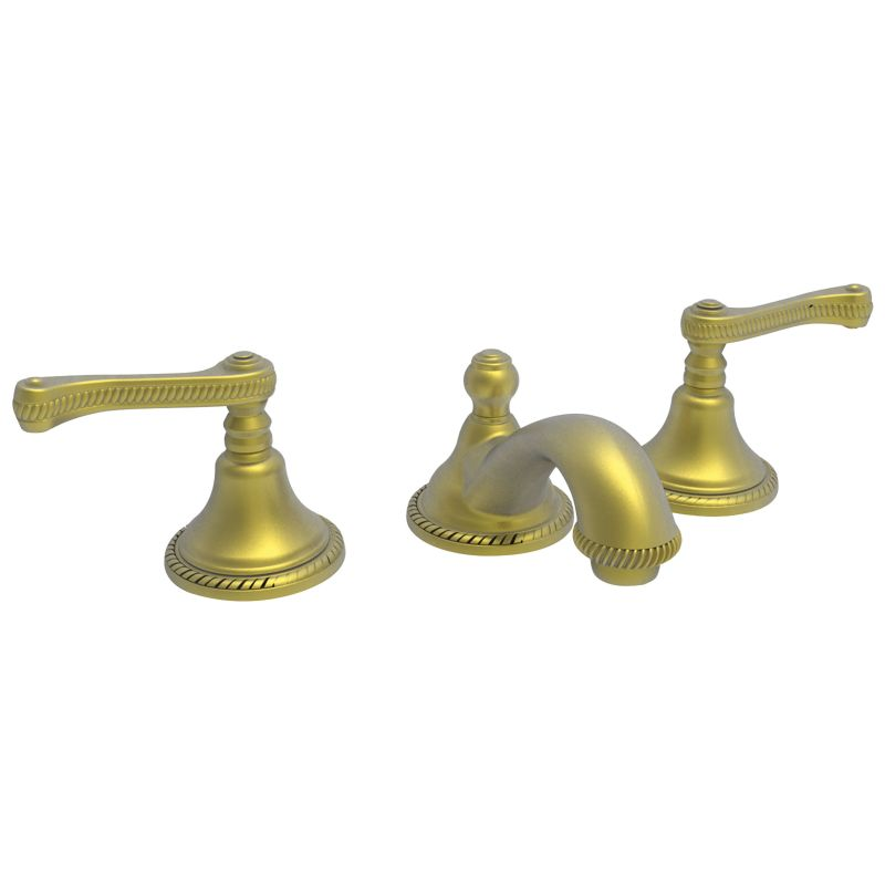 Newport Brass 980 Amisa Double Handle Widespread Lavatory Faucet with