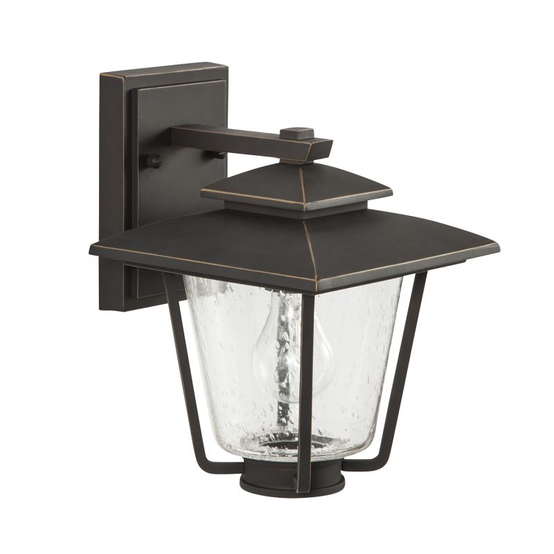 "Park Harbor PHEL1301 Ivy Cottage 11"" Tall Single Light Outdoor Wall"