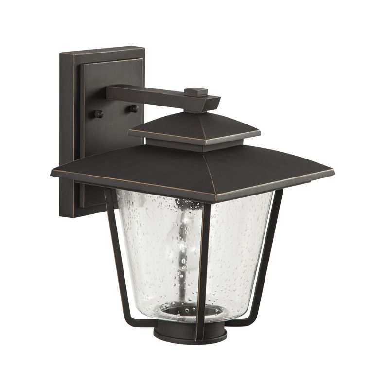 "Park Harbor PHEL1302 Ivy Cottage 14"" Tall Single Light Outdoor Wall"