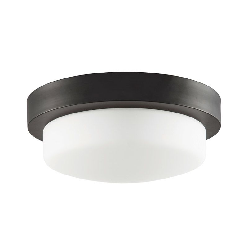"Park Harbor PHFL4072 13"" Wide 2 Light Flush Mount Ceiling Fixture Oil Sale $84.04 ITEM#: 2852416 MODEL# :PHFL4072ORB UPC#: 781889294345 :"