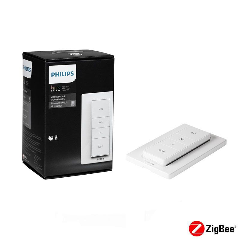 Philips Hue 458141 Hue Portable Dimmer Switch with ZigBee