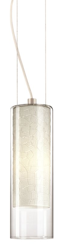 Philips 190160836 Element 1 Light Mini Pendant Satin Nickel Indoor