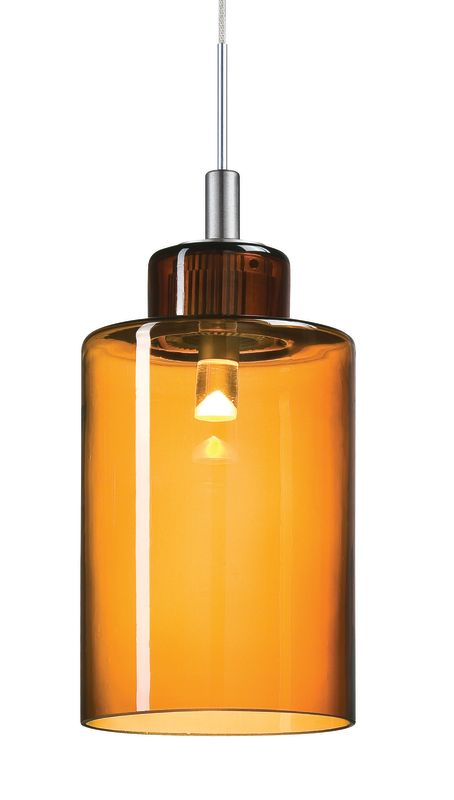 Philips 190291044 Harmonize Brown Glass Shade for 190190836 LED