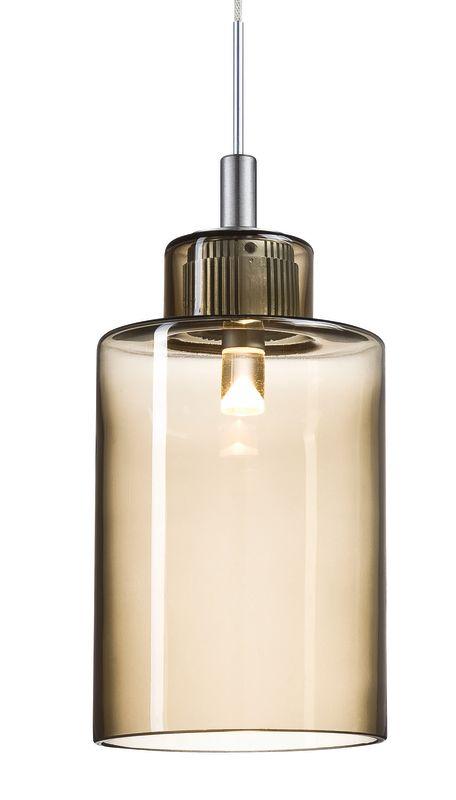 Philips 190291065 Harmonize Smoked Glass Shade for 190190836 LED