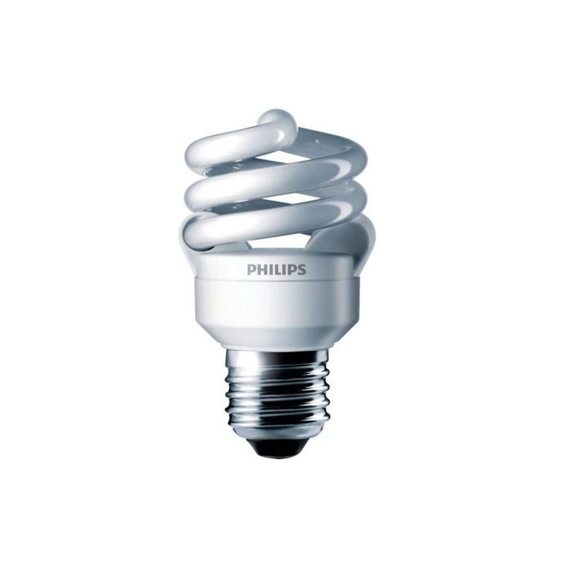 Philips 413988 EL/MDT2 9W Mini Twister 6/Case Bulbs Compact
