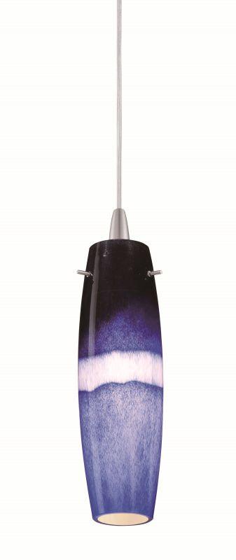 Philips FA0070836 Mojave 1 Light LED Mini Pendant Satin Nickel Indoor