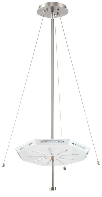Philips FA0077836 Chelsea 1 Light LED Full Sized Pendant Satin Nickel Sale $396.00 ITEM#: 2360553 MODEL# :FA0077836 UPC#: 742546207672 :