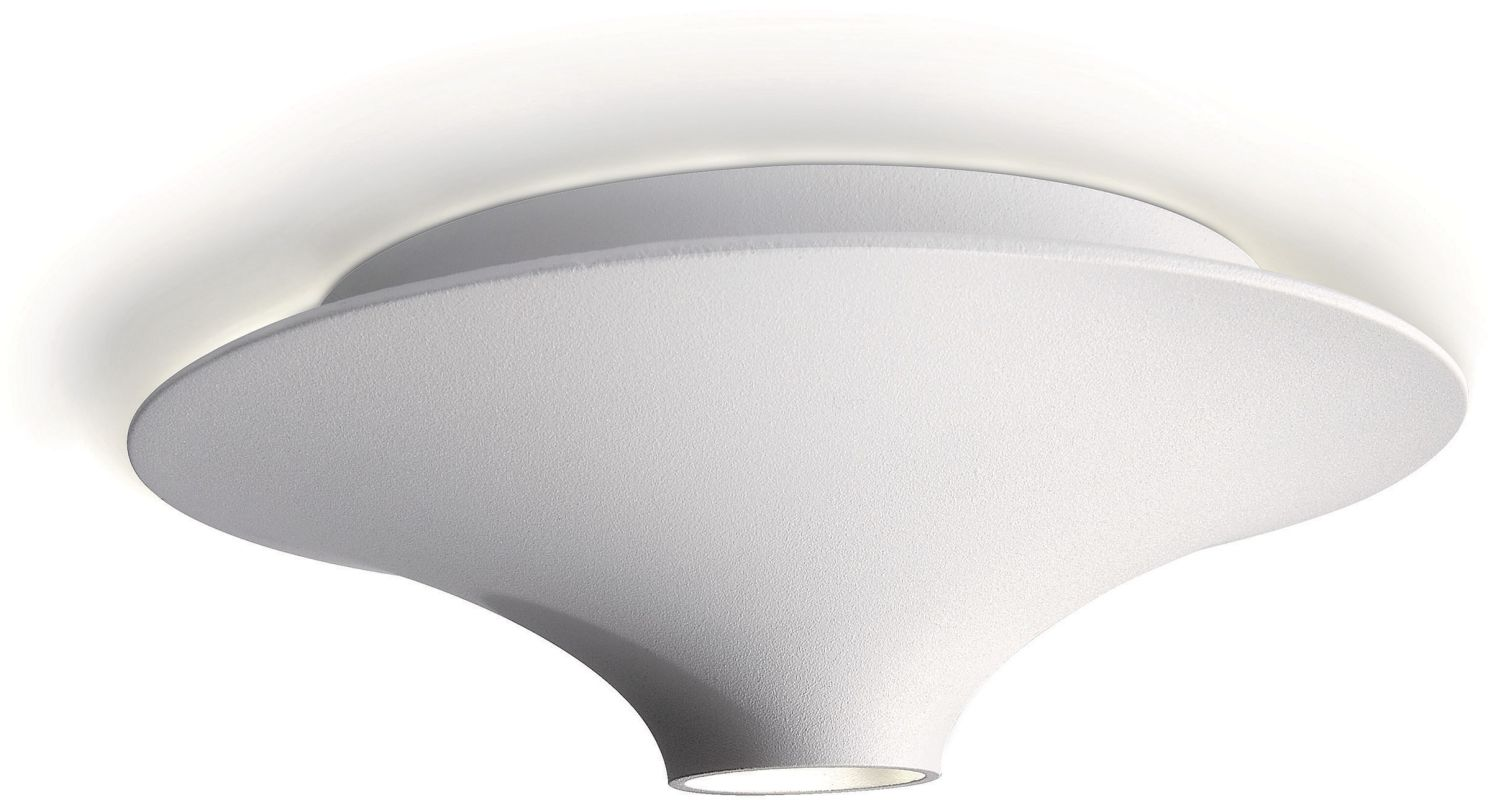 Philips 31600 1 Light LED Flush Mount Ceiling Fixture from the Ledino