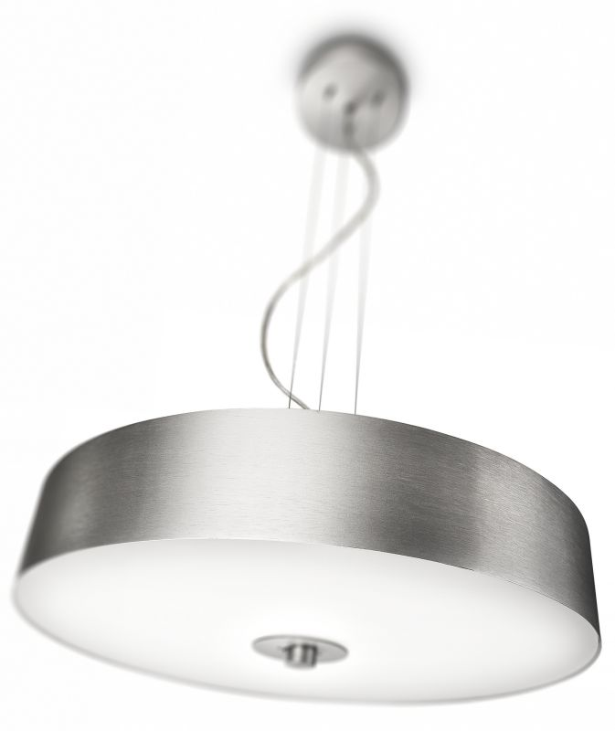 Philips 40339 1 Light Fluorescent Down Light Pendant from the Ecomoods