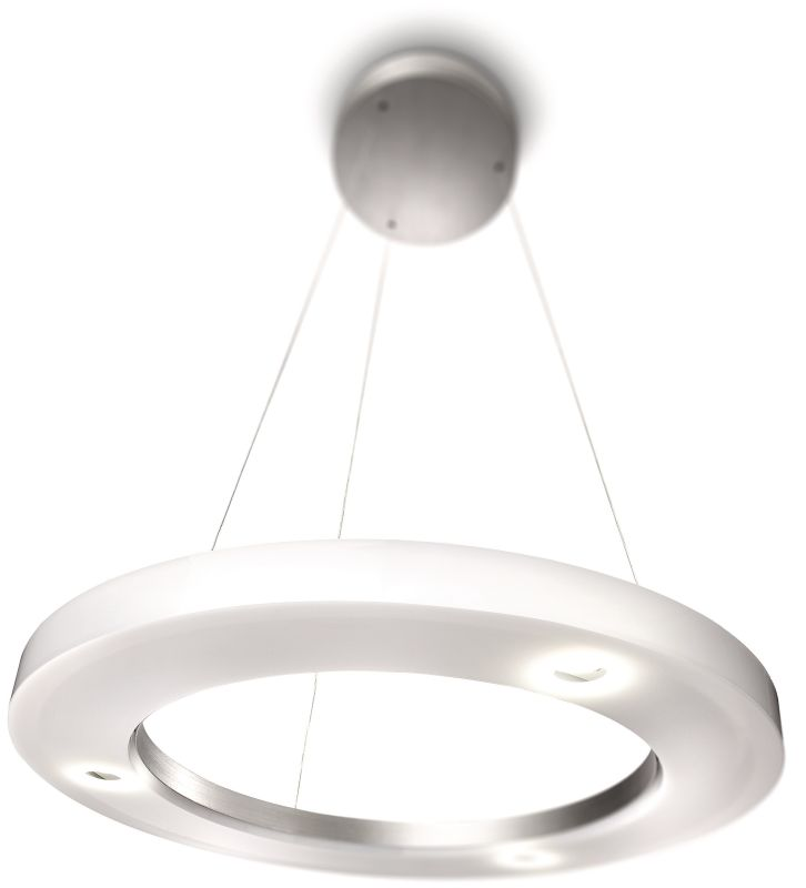 Philips 41620 3 Light LED Down Light Pendant from the Ledino