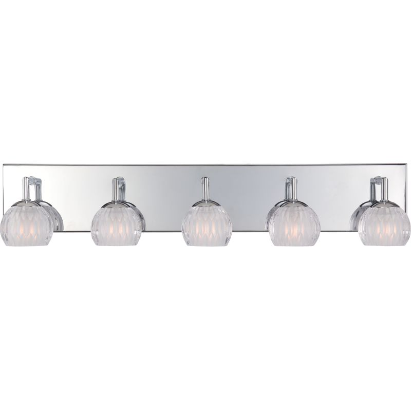 Platinum PCBA8605 Barron 5 Light Bathroom Vanity Light Polished Chrome Sale $219.99 ITEM#: 2628822 MODEL# :PCBA8605C UPC#: 611728210796 :