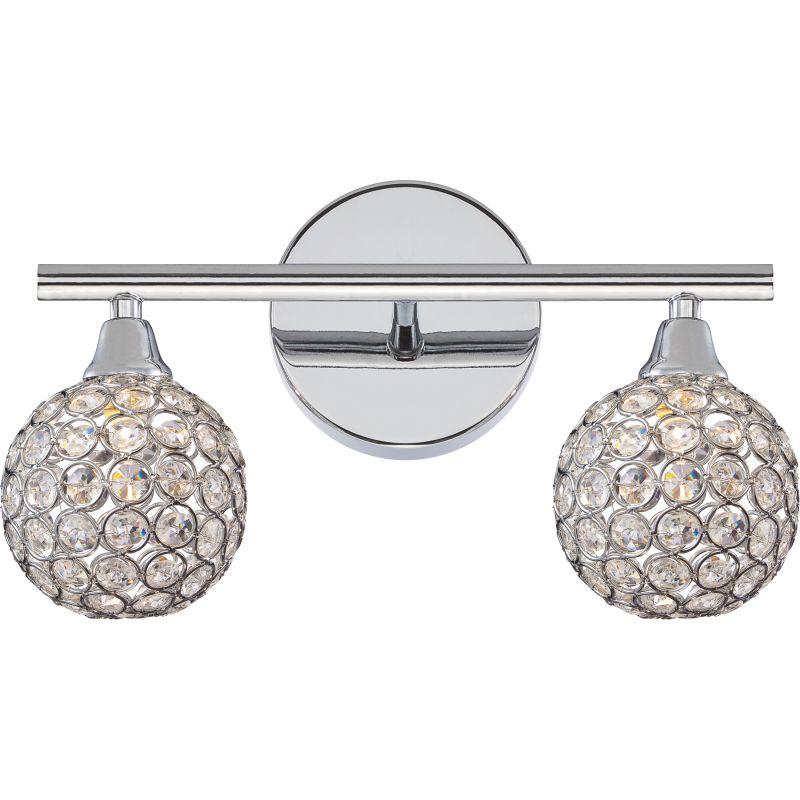 Platinum PCSR8602 Shimmer 2 Light Bathroom Vanity Light Polished Sale $99.99 ITEM#: 2628844 MODEL# :PCSR8602C UPC#: 611728210451 :
