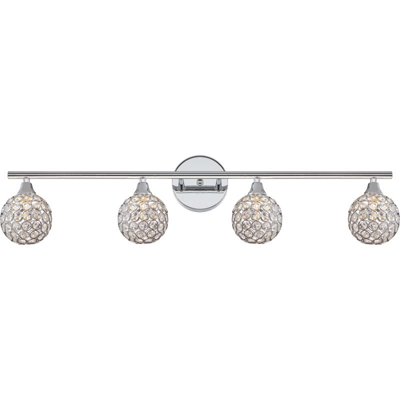 Platinum PCSR8604 Shimmer 4 Light Bathroom Vanity Light Polished Sale $179.99 ITEM#: 2628846 MODEL# :PCSR8604C UPC#: 611728210475 :