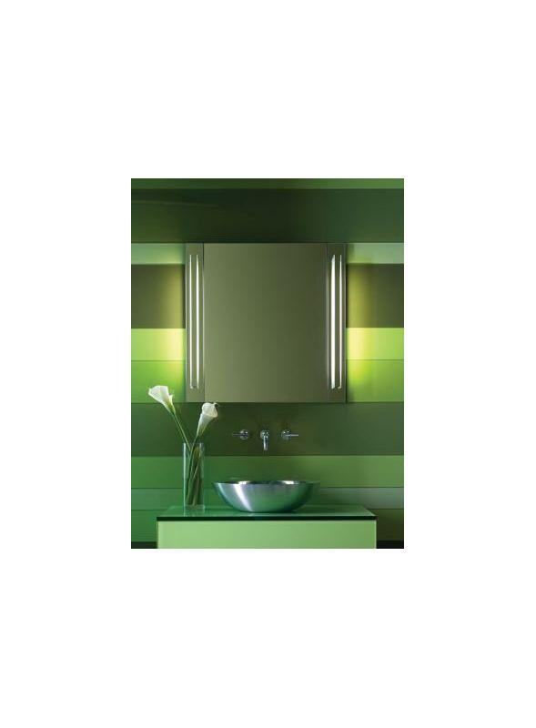 Robern MPFL3.5T5B M Series 2 Beveled Reflexion Vertical Fluorescent