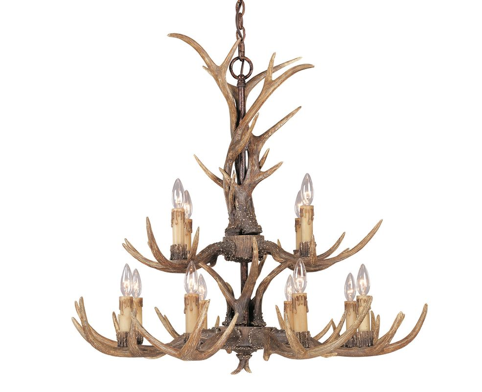 Savoy House 1-40025-12 12 Light Chandelier From the Blue Ridge