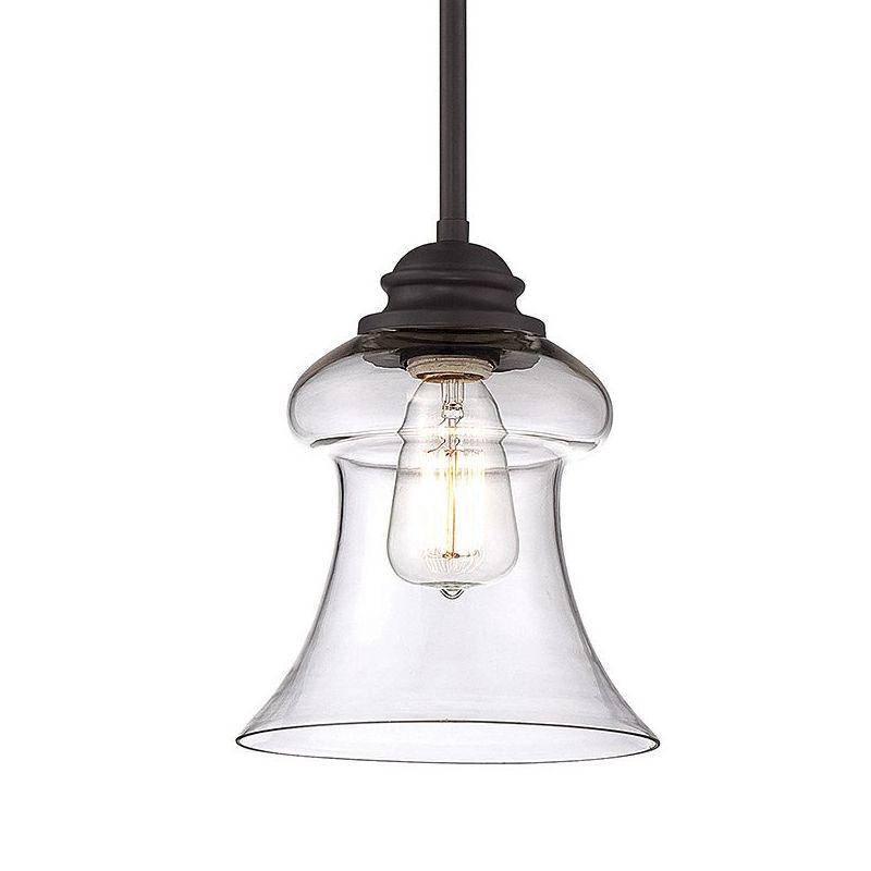 "Savoy House 7-4132-1 Vintage Pendants 1 Light 7.5"" Wide Pendant"