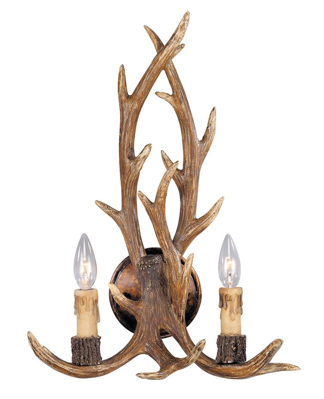 Savoy House 9-40022-2 Up Lighting Wall Sconce from the Blue Ridge