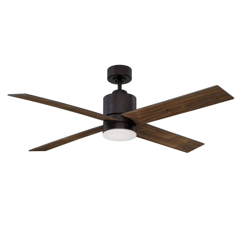 """Savoy House 52-6110-4WA Dayton 52"""" Span 4 Blade Hanging Indoor Ceiling"""