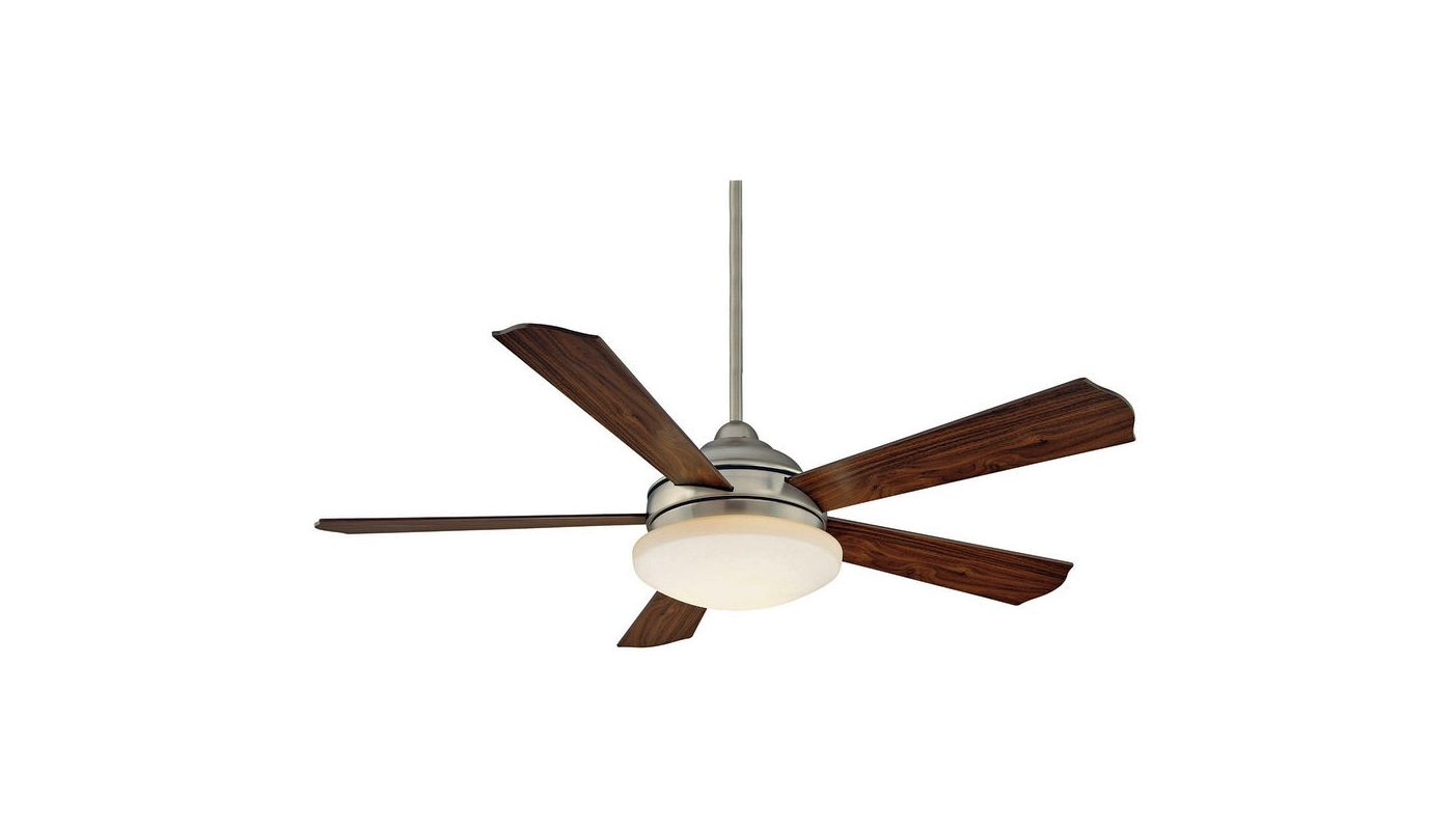 "Savoy House 52-771-5 Britton 52"" Span 5 Blade Indoor Ceiling Fan with"