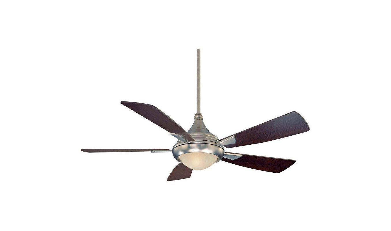 "Savoy House 54-471-5 Zephyr 54"" Span 5 Blade Indoor Ceiling Fan with"