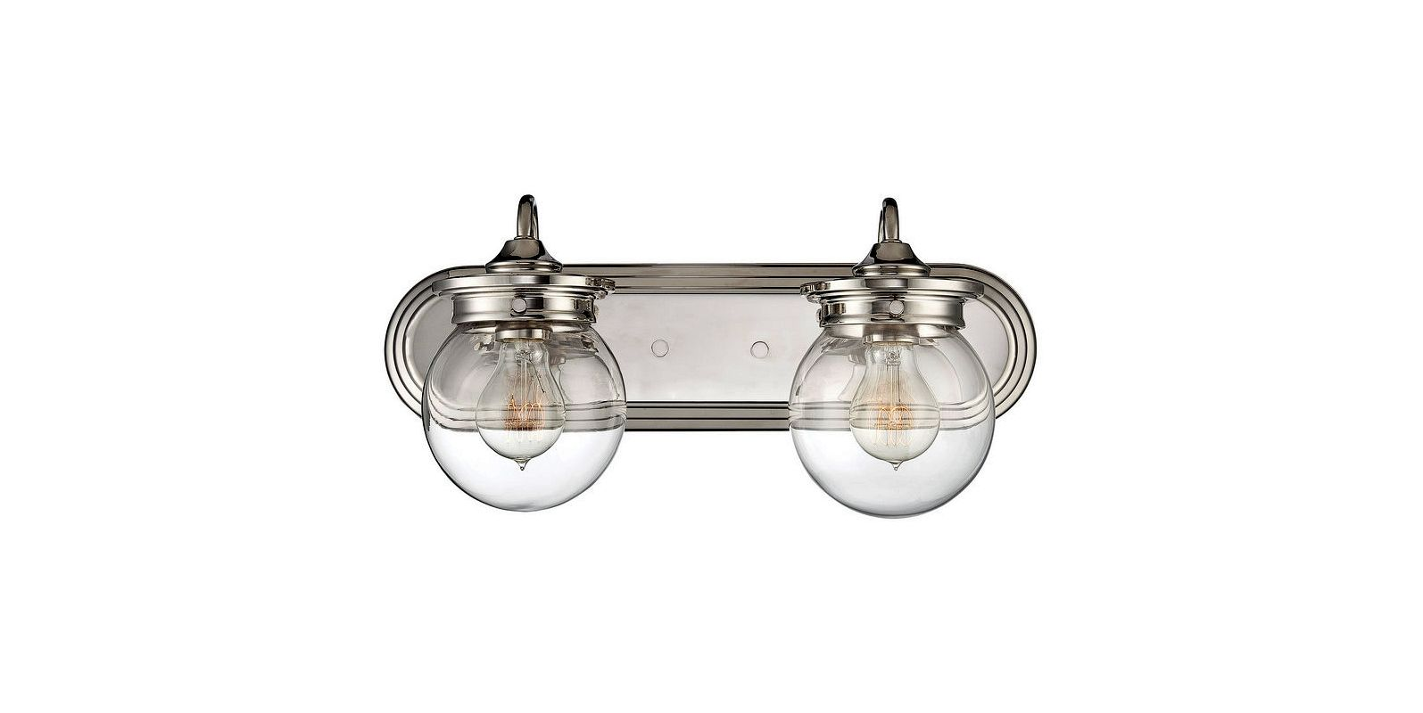 "Savoy House 8-232-2 Downing 17.75"" Wide 2 Light Bathroom Vanity Light"