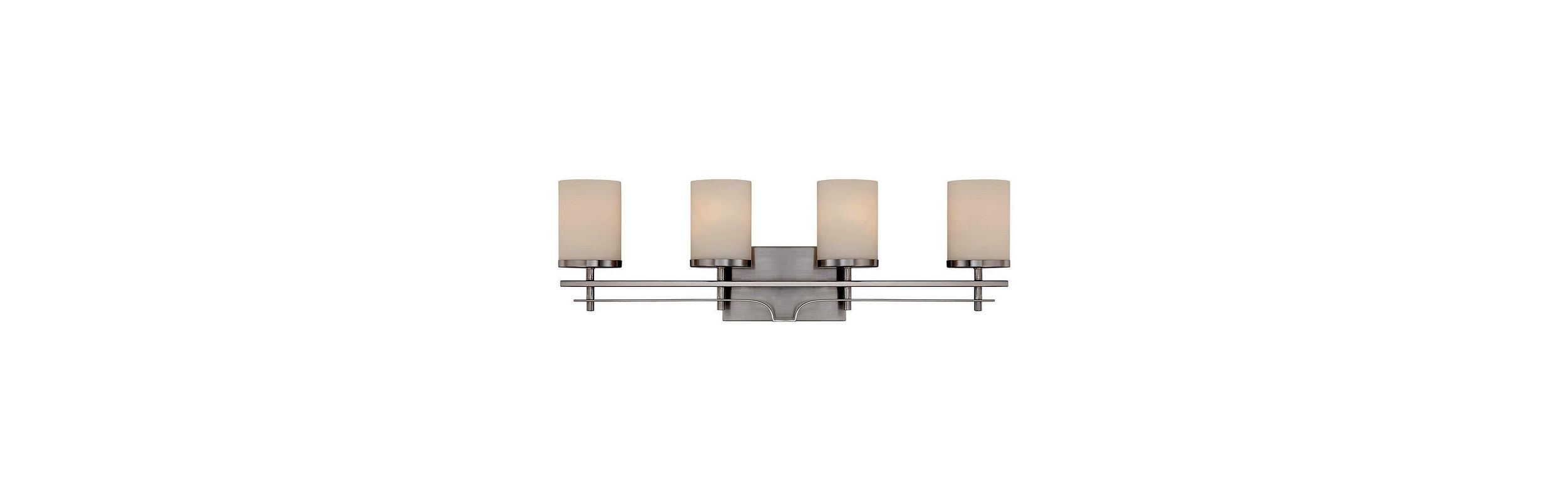 "Savoy House 8-338-4 Colton 28.5"" Wide 4 Light Bathroom Vanity Light"