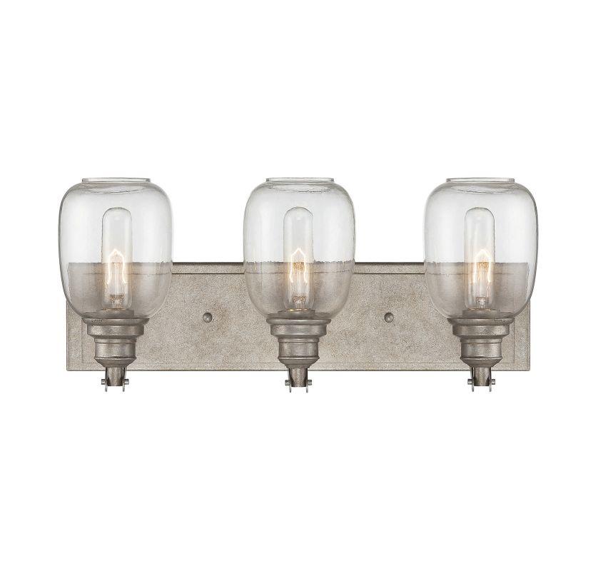 "Savoy House 8-4334-3 Orsay 20"" Wide 3 Light Bathroom Vanity Light Sale $270.00 ITEM#: 2238346 MODEL# :8-4334-3-27 UPC#: 822920242854 :"