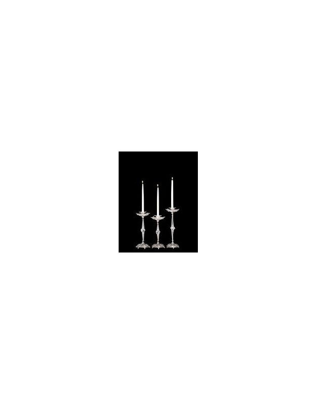 Schonbek 71231 Single Light Up Lighting Medium Candelabra from the