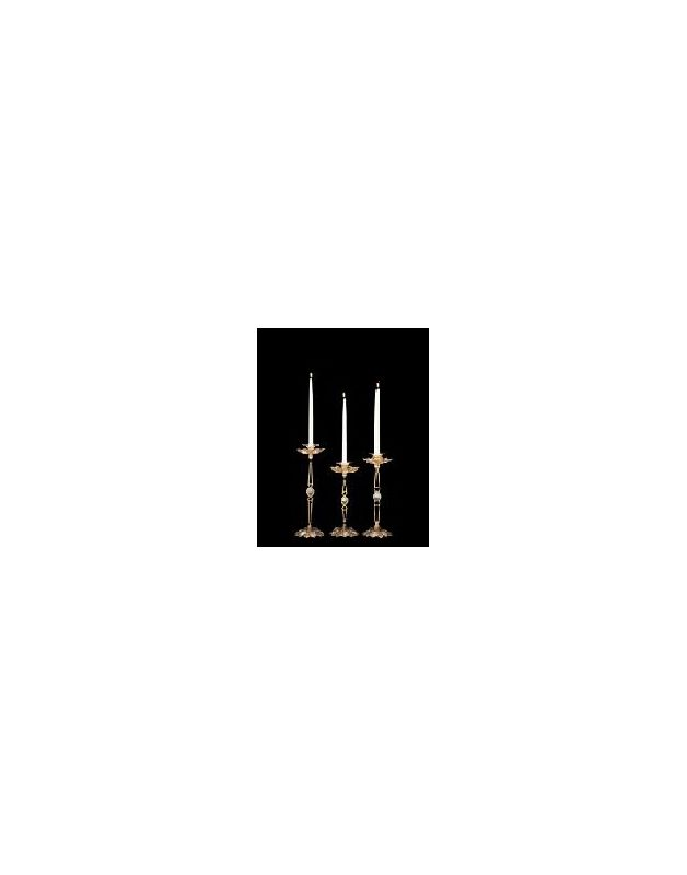 "Schonbek 71252 Single Light Up Lighting 15"" Candelabra from the"