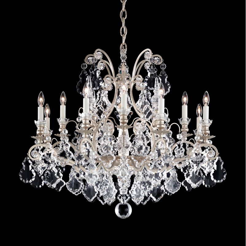 "Schonbek 2790 33"" Wide 13 Light Candle Style Chandelier from the"