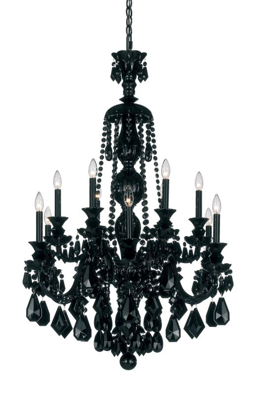 "Schonbek 5708 30"" Wide 12 Light Candle Style Chandelier from the"