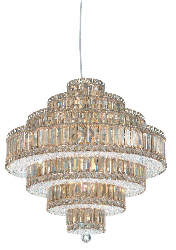 "Schonbek 6675 24 1/2"" Wide 25 Light Chandelier from the Plaza Sale $5970.00 ITEM#: 2802986 MODEL# :6675-401 :"