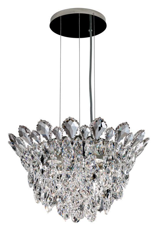 "Schonbek TR1211 17"" Wide 4 Light Pendant from the Trilliane Strands Sale $1798.00 ITEM#: 2803146 MODEL# :TR1211N-401 :"
