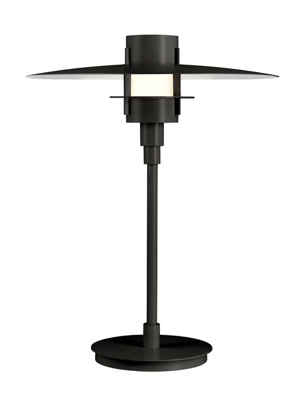 "Sonneman 1706 Single Light 27.5"" Down Lighting Table Lamp with Disc"