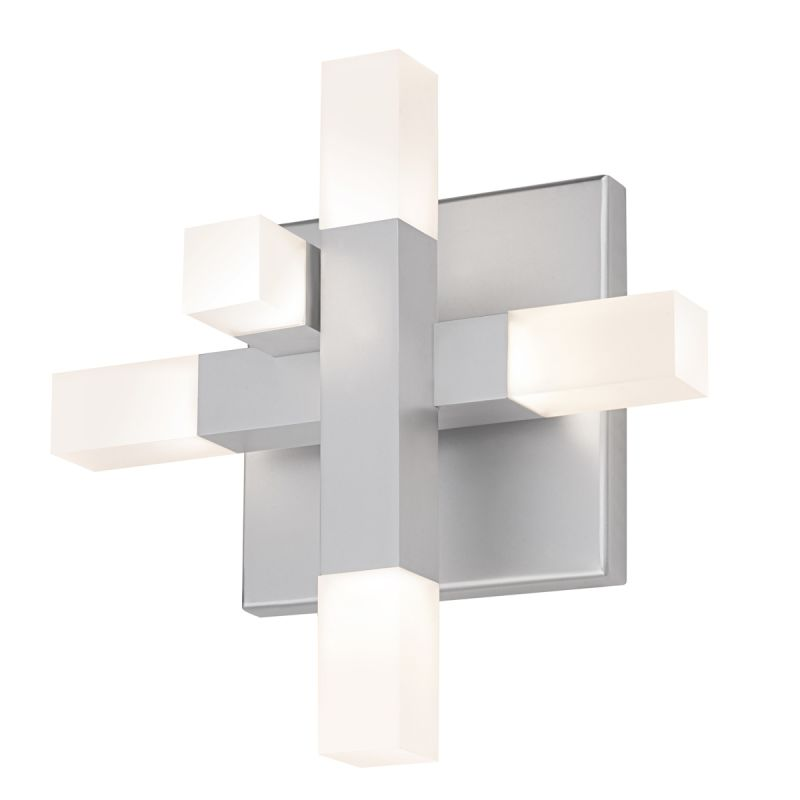 Sonneman 2110 Connetix 5 Light ADA Compliant LED Wall Sconce with Sale $470.00 ITEM#: 2039972 MODEL# :2110.16 UPC#: 872681043382 :