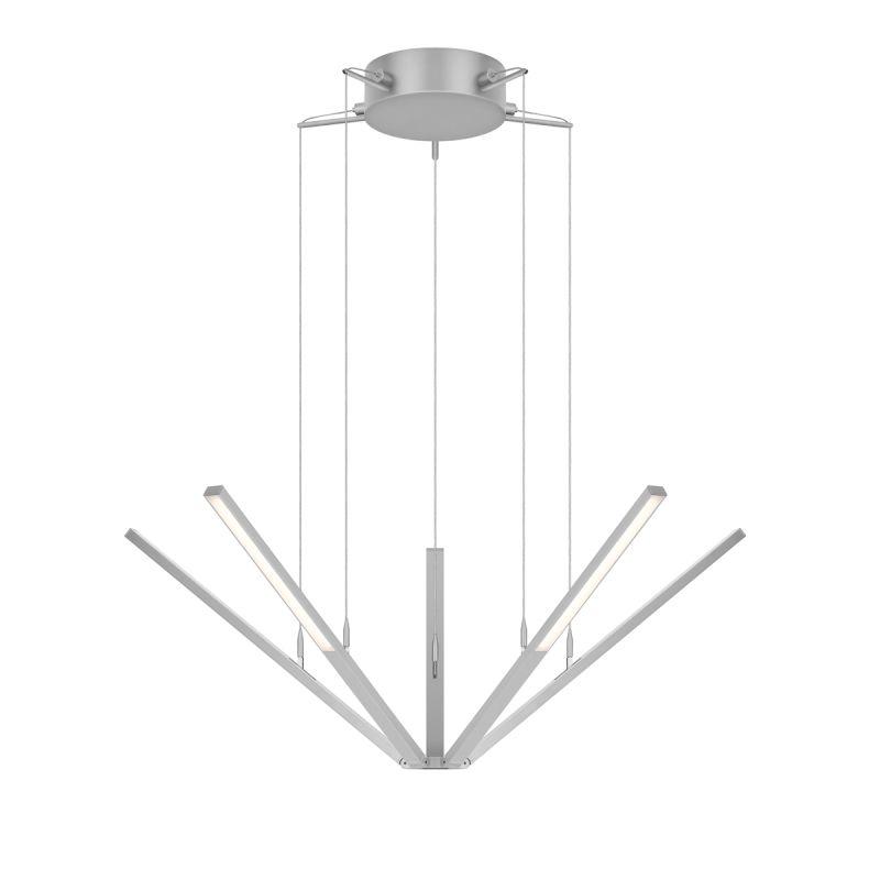 Sonneman 2300 Starflex 5 Light LED Pendant with Frosted Shade Bright Sale $1150.00 ITEM#: 2276567 MODEL# :2300.16 UPC#: 872681048424 :