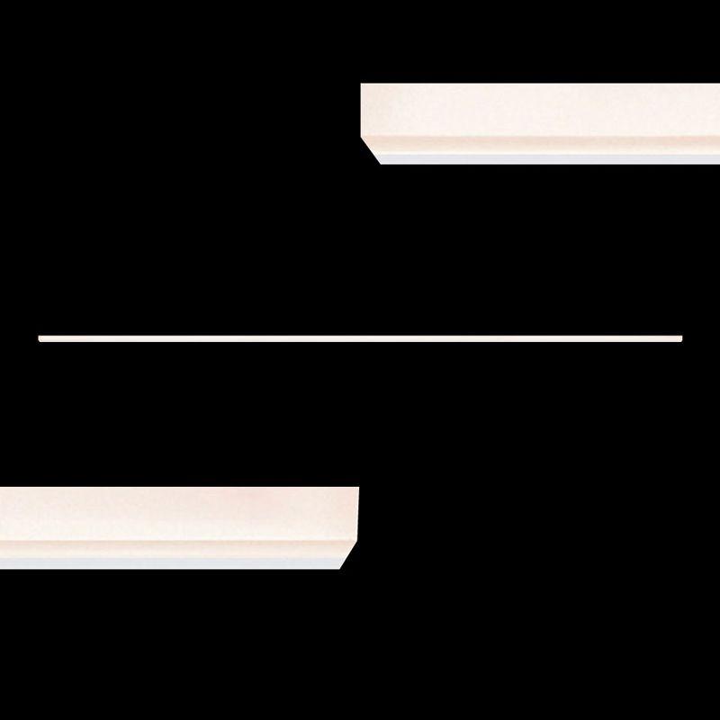 Sonneman 2338 Stiletto Lungo 1 Light LED Wall Sconce Satin White Sale $1330.00 ITEM#: 2655498 MODEL# :2338.03 UPC#: 872681061645 :