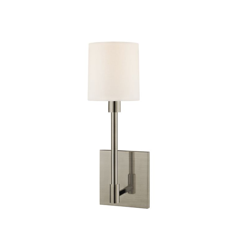 Sonneman 2470 Embassy 1 Light LED Wall Sconce with Cotton White Shade Sale $270.00 ITEM#: 2406173 MODEL# :2470.13 UPC#: 872681054845 :