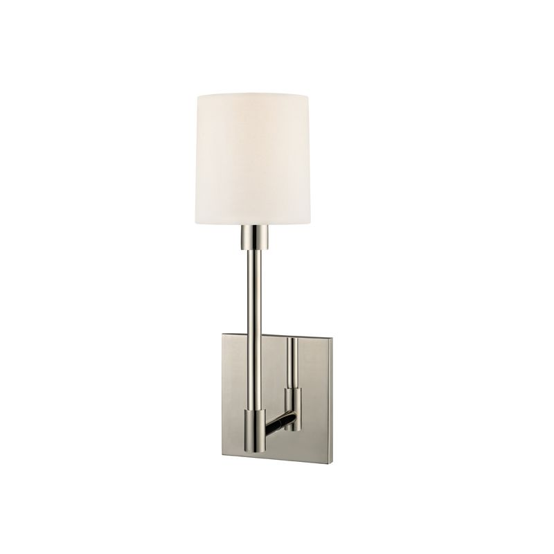Sonneman 2470 Embassy 1 Light LED Wall Sconce with Cotton White Shade Sale $270.00 ITEM#: 2406174 MODEL# :2470.35 UPC#: 872681054852 :