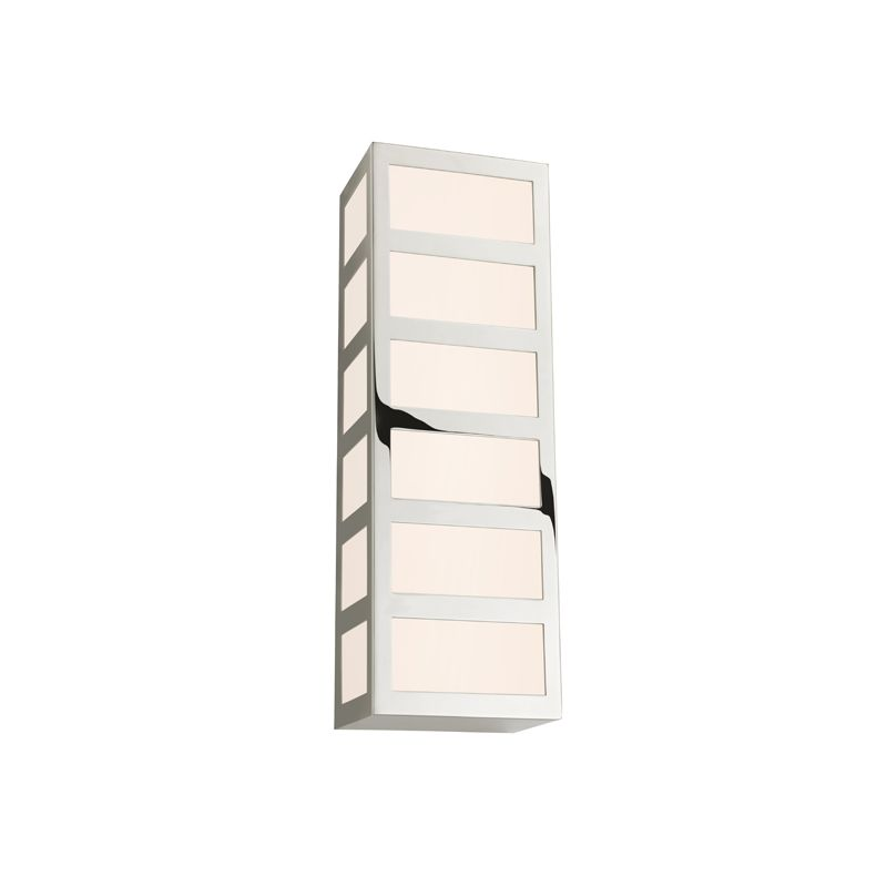 Sonneman 2511 Capital 1 Light ADA Compliant LED Wall Sconce with Glass Sale $470.00 ITEM#: 2406182 MODEL# :2511.35 UPC#: 872681054937 :