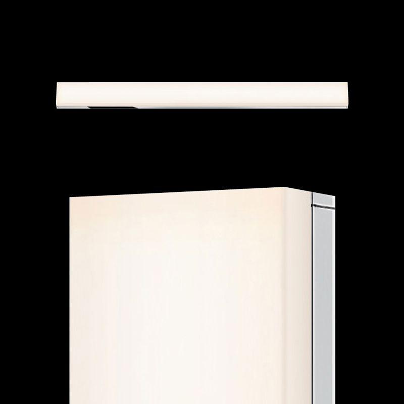 Sonneman 2544 Vanity 1 Light LED Wall Sconce Polished Chrome Indoor Sale $590.00 ITEM#: 2655505 MODEL# :2544.01 UPC#: 872681061744 :
