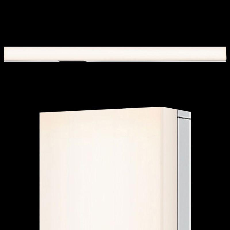 Sonneman 2545 Vanity 1 Light LED Wall Sconce Polished Chrome Indoor Sale $750.00 ITEM#: 2655506 MODEL# :2545.01 UPC#: 872681061768 :